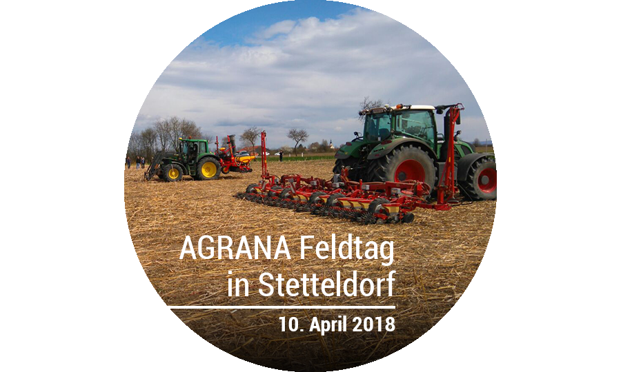 AGRANA Feldtag in Stetteldorf am 10. April 2018