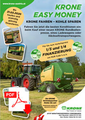 Krone Easy Money